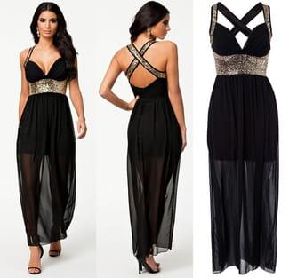 Mettre robe noire mariage