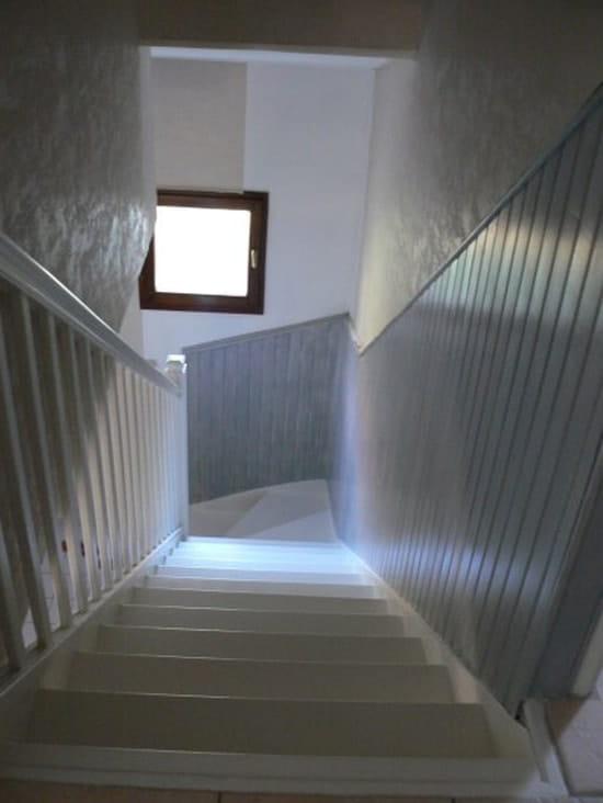 Emejing peinture renovation escalier v33 ideas for Peinture escalier v