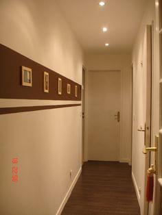 Urgent conseils couleurs couloir couleur et d co - Couleur peinture couloir sombre ...