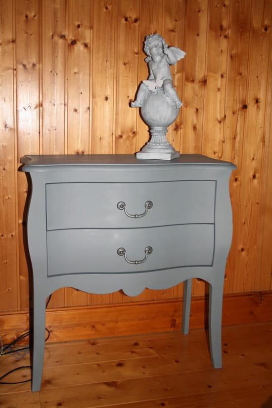 Comment peindre des meubles en noyer massif r solu for Peinture bois vernis sans poncer