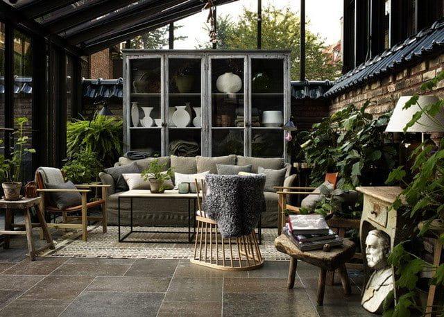 Quel est votre jardin d\'hiver idéal? - Déco extérieure