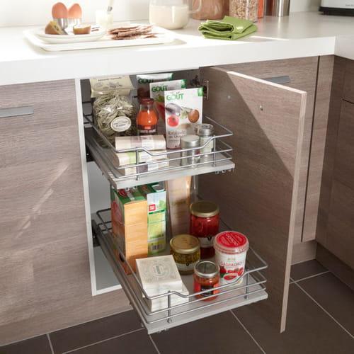j 39 ai besoin de rangements pratiques dans ma cuisine bricolage. Black Bedroom Furniture Sets. Home Design Ideas