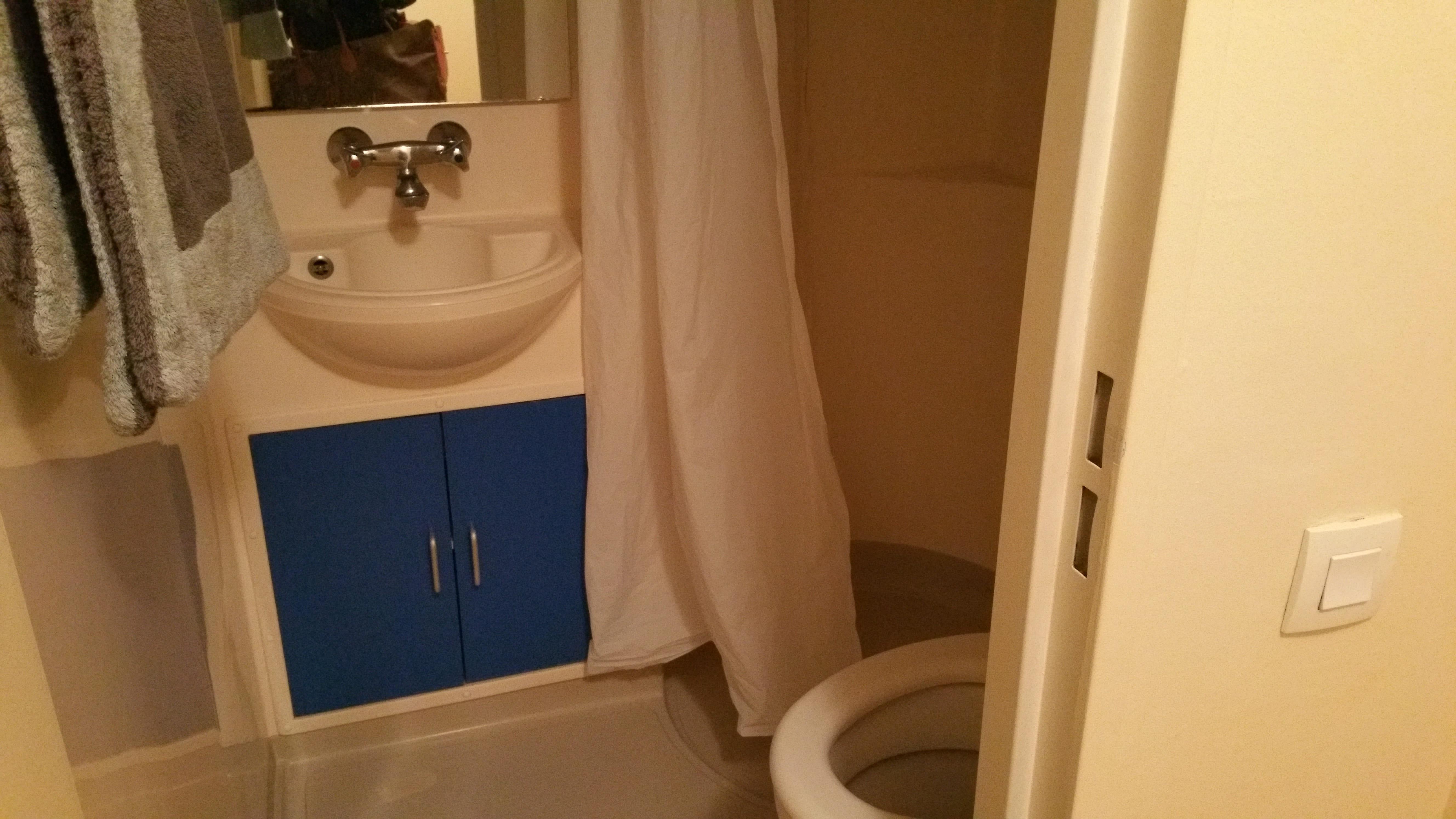 Eclairage d 39 appoint petite salle de bain r solu id es for Cherche grand miroir