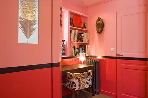 Tendance peinture couloir r solu for Les couleurs d interieur pour maison