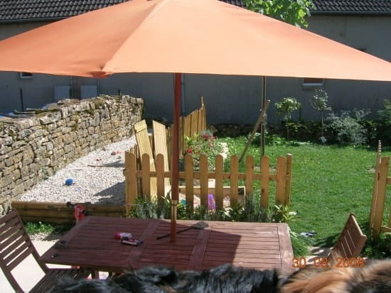 mon chien fait ses besoin partout dans le jardin que faire r solu. Black Bedroom Furniture Sets. Home Design Ideas