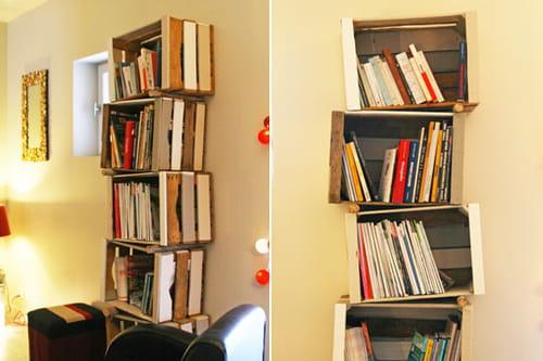 Recherche id e de biblioth ques id es d co am nagement - Idee deco bibliotheque ...