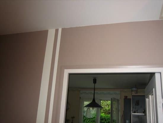 quelles peintures pour la finition des murs r solu. Black Bedroom Furniture Sets. Home Design Ideas