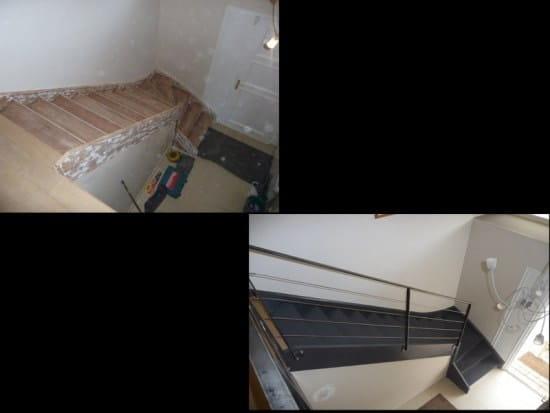 Mettre en peinture mes escaliers [Résolu]