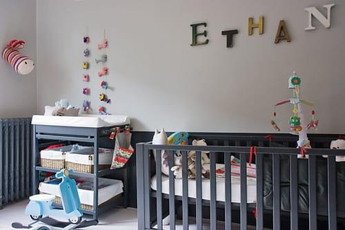 Tendance peinture couloir r solu - Temperature dans une chambre de bebe ...