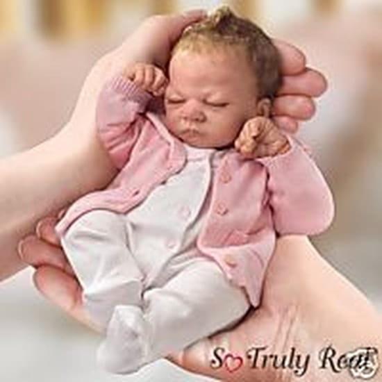 Je Viens De Decouvrir Les Bebes Reborn Connaissez Vous Resolu Salon De The Journal Des Femmes