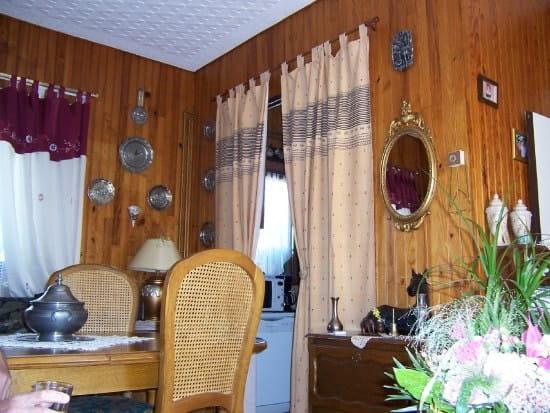 que faut il faire pour peindre du lambris bricolage. Black Bedroom Furniture Sets. Home Design Ideas